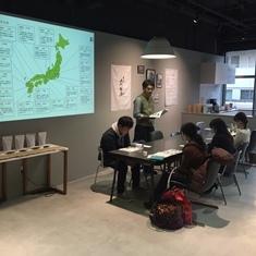 日本茶ワークショップ開催しました♪